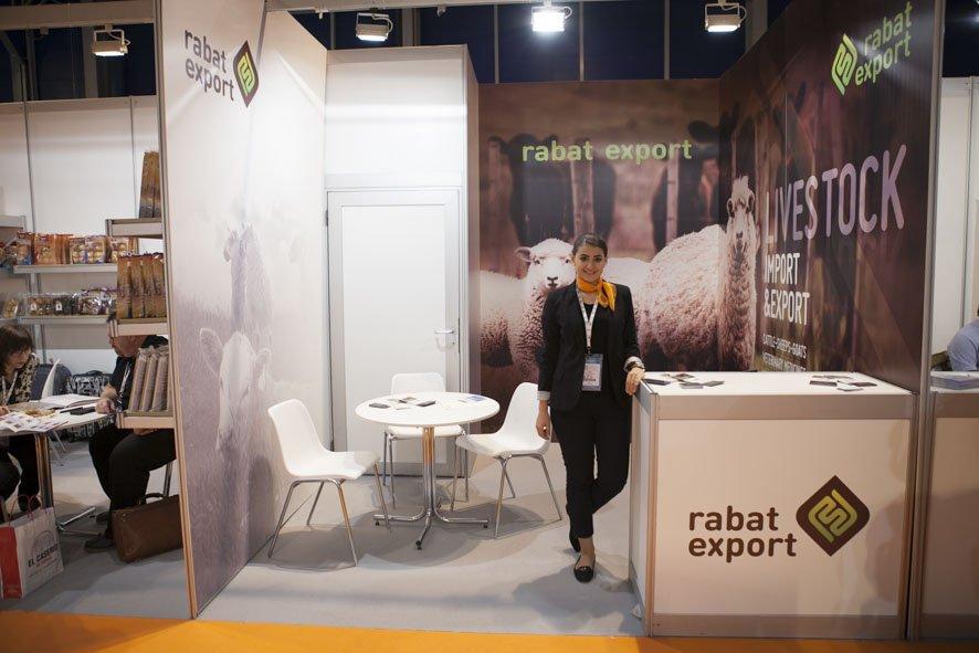 Rabat Export Expo Stand