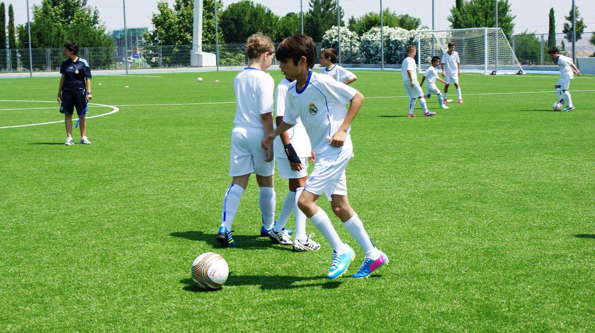 Real Madrid Campus Experience - Summer Camps