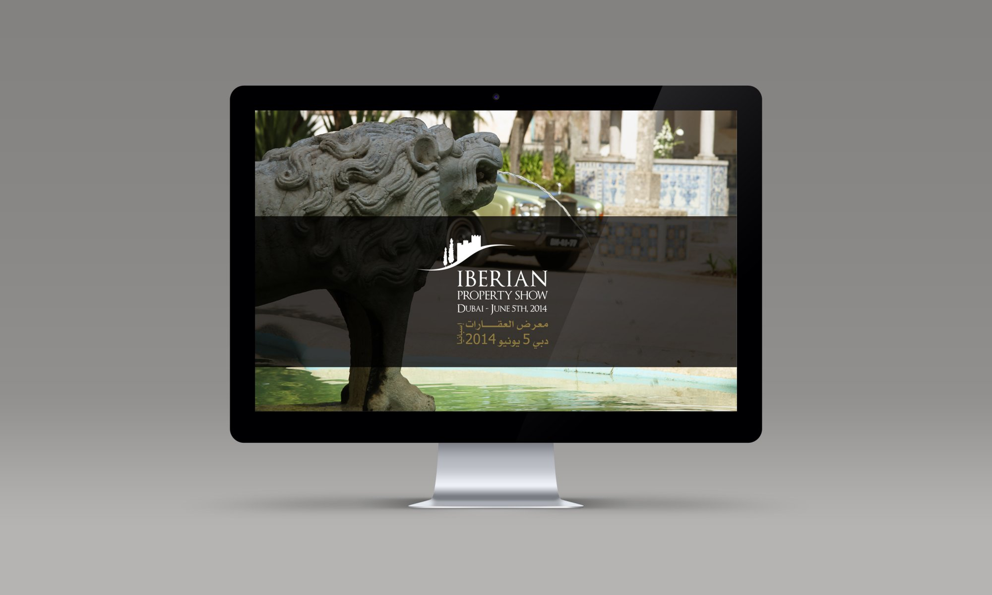 Iberian Property Show - Web Design