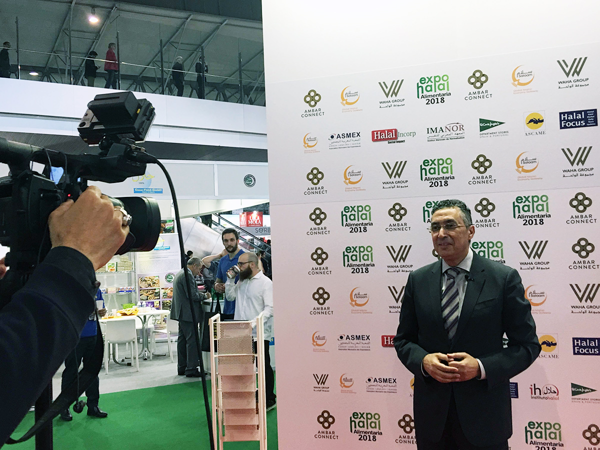 Expo Halal Alimentaria 2018